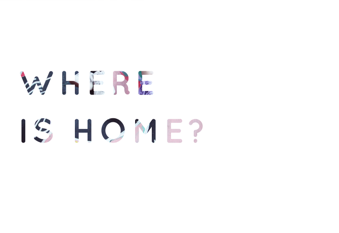 where is home the travelling light